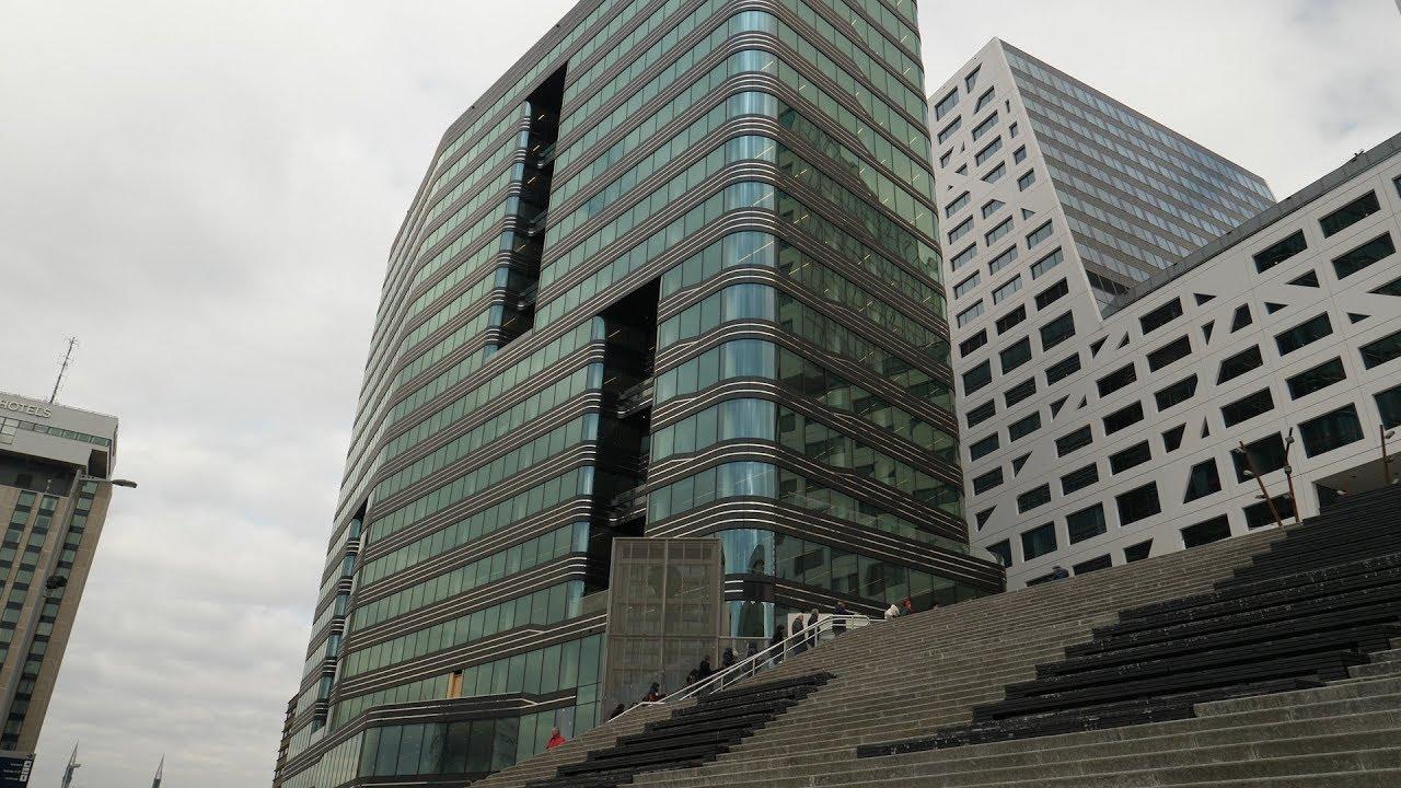 ETAP Lighting verzorgt verlichting bij WTC te Utrecht (video ...